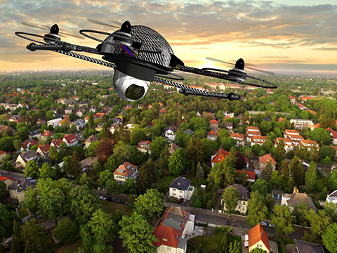 Drones and New Homes