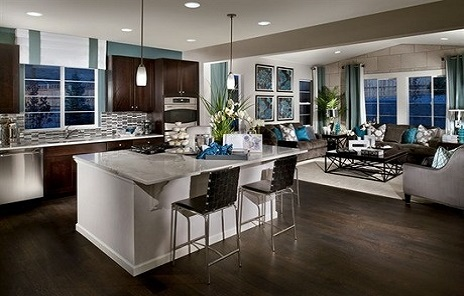 Ryland Homes Kitchen1New Home Inspiration Six Kitchens That Youll Love. New Home Kitchen Pictures. Home Design Ideas