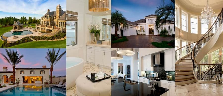 Luxury Homes in Washington