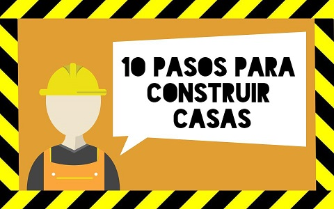 Una Guía Paso Por Paso Sobre El Proceso De Construir Una Casa