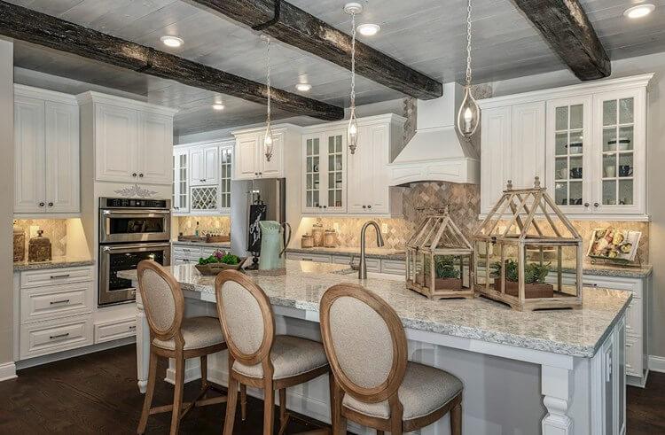 Beazer Wilson kitchen island