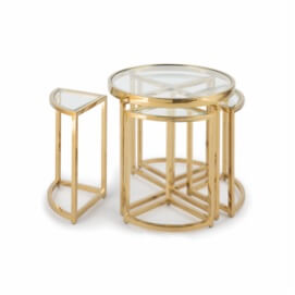 Regina Andrews nesting tables