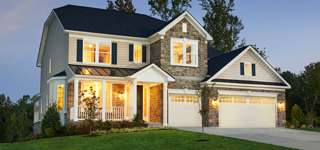 Home of the week donovan plan by richmond american homes for New source homes