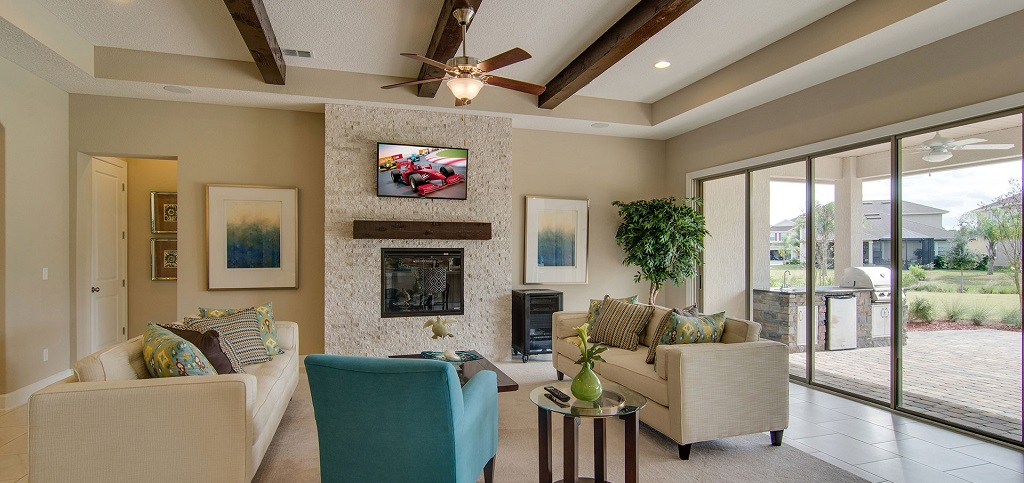 Drees Doors Amp Home Of The Week Colinas Ii Plan By Drees