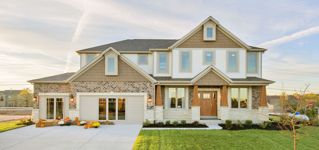 Home of the week forest plan by lombardo homes for Lombardo homes