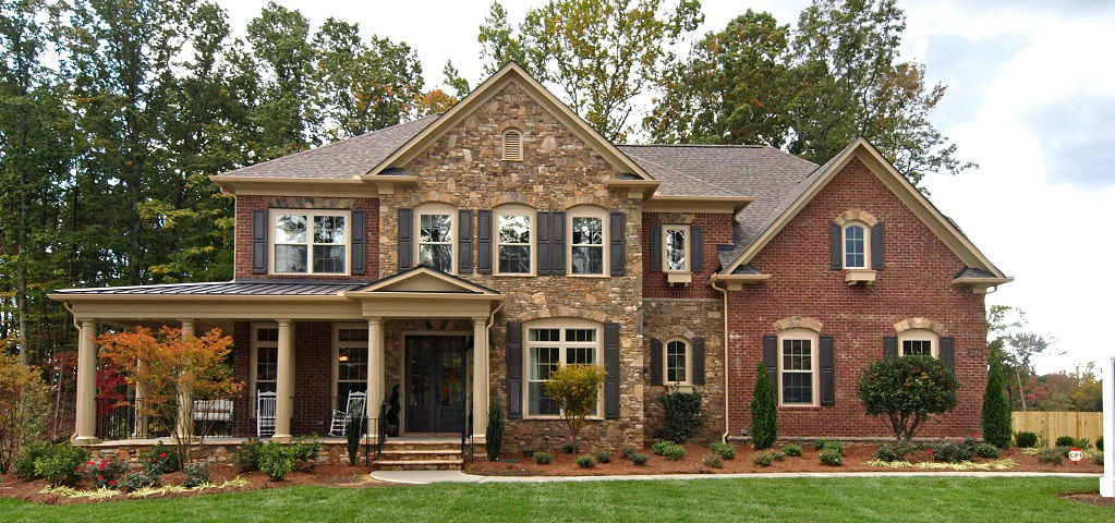 Home of the week madison plan by john wieland homes and for Madison home builders house plans