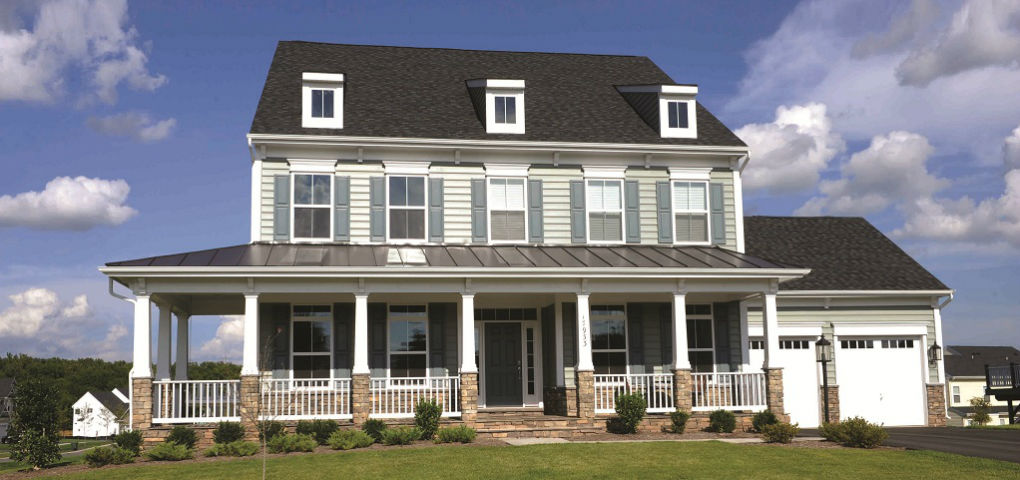 Home Of The Week Montgomery Plan By Kettler Forlines Homes