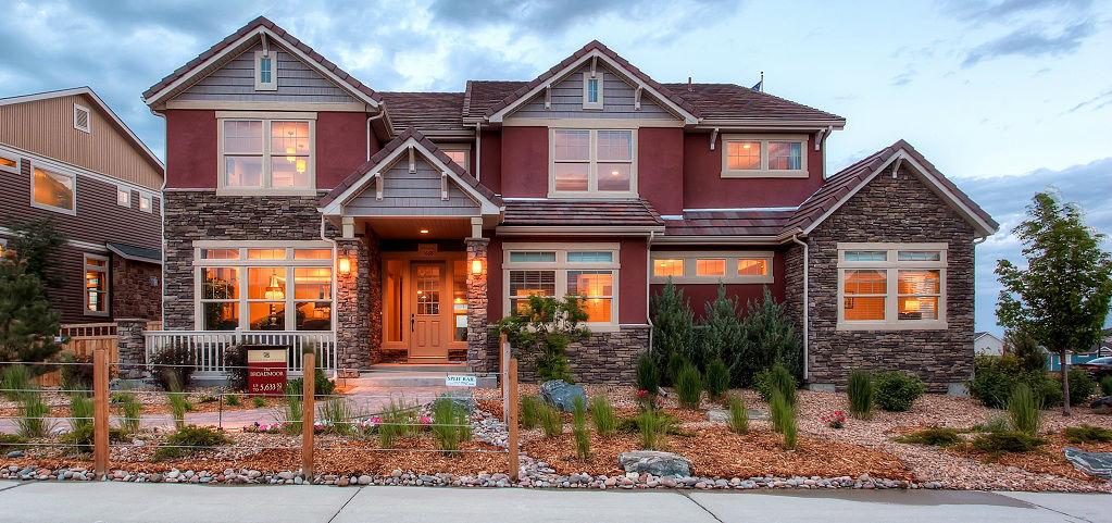 Home of the week broadmoor plan by oakwood homes - Oakwood homes design center colorado springs ...