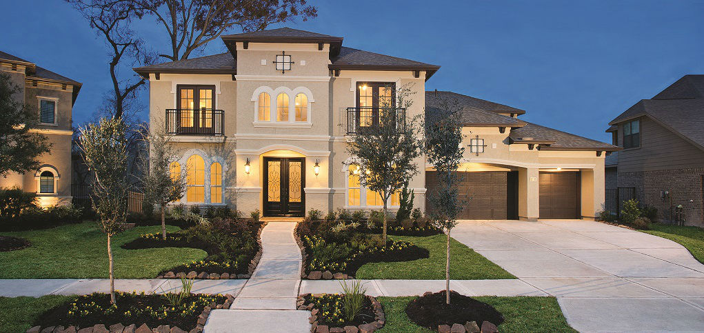 Home of the week 4931s plan by perry homes for New homes source