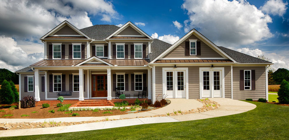 Home of the week stoneridge a plan by schumacher homes for Schumacher homes house plans