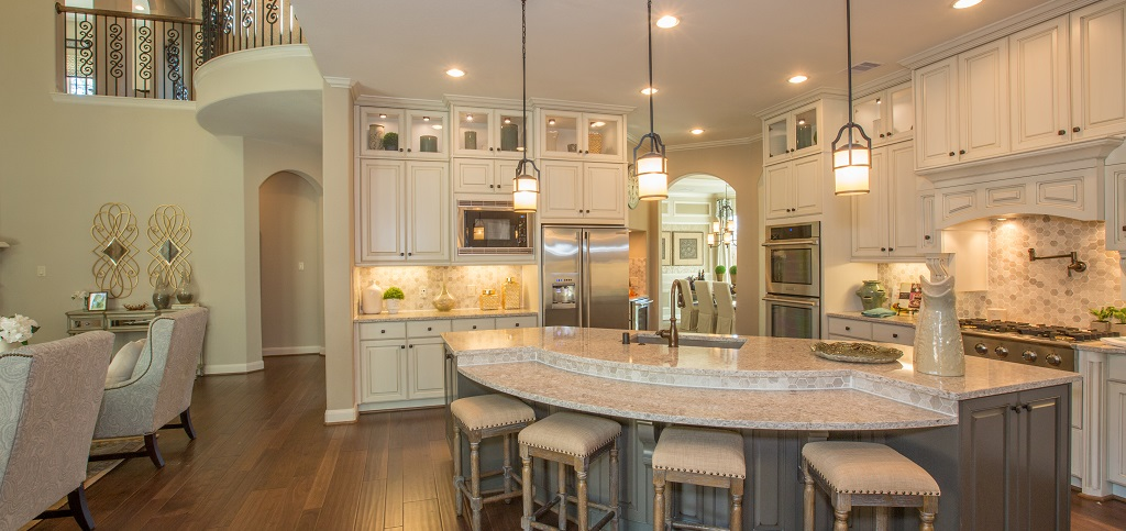 How To Secure A Kitchen Island To The Floor