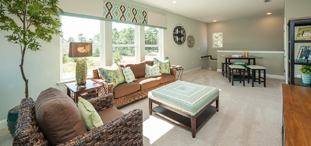 Home of the week capri plan by elacora for New home source
