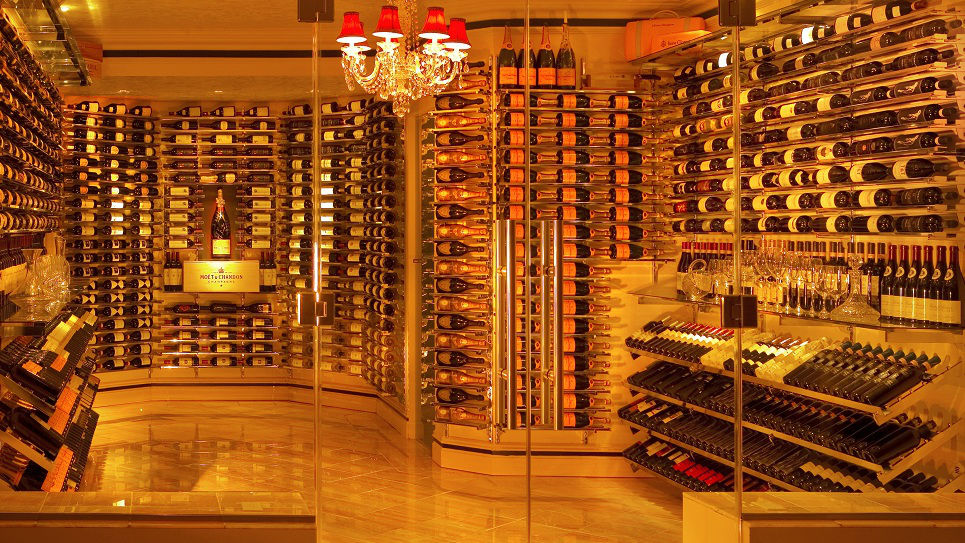 10 amazing wine cellars to inspire your inner wine enthusiast