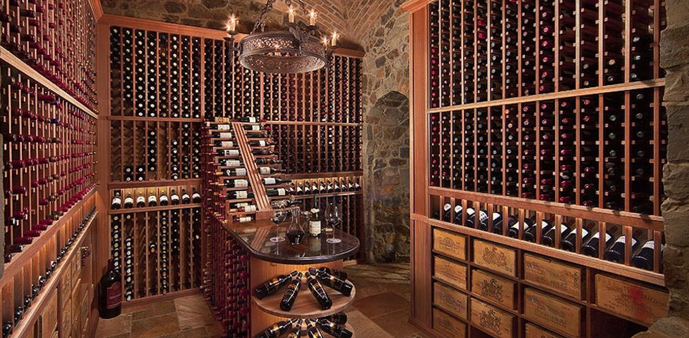 10 amazing wine cellars to inspire your inner wine enthusiast - Types of beautiful wine racks for your home ...