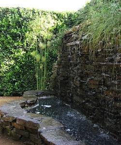 Bryan Cranston garden_waterfall