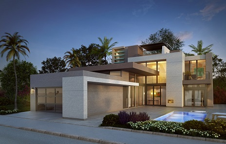 choosing your homes exterior style - Modern Home Exterior