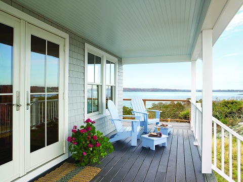 Windows that cut energy costs protect and defend for Andersen windows u factor