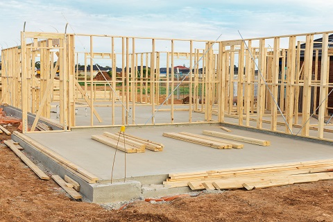 How to build a solid foundation building foundation for New construction basement