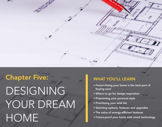New Home 101 Designing Your Dream Home Part 1