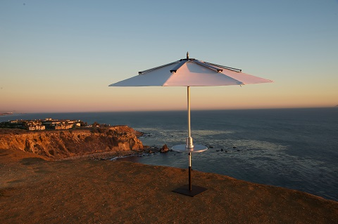 Smart products from dwell on design 2015 - Zon parasol ...