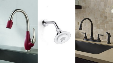 The Latest Trends In Faucets And Fixtures New Home Source