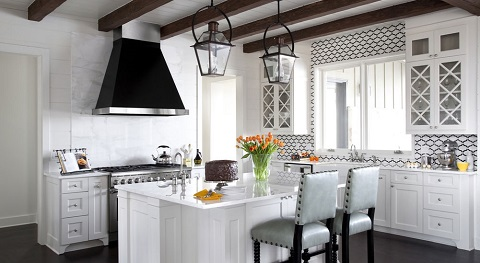 Southern Living Showcase Home Main Kitchen