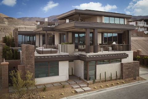 The New American Home 2016 Exterior