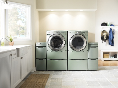 The Well Appointed Laundry Washers and Dryers with Style