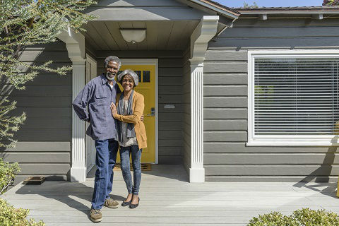 Buying a Dream Home Later in Life