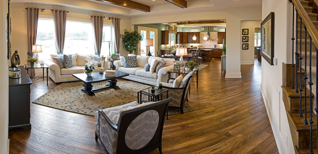 Attirant Home Of The Week Stoneridge A Plan By Schumacher Homes