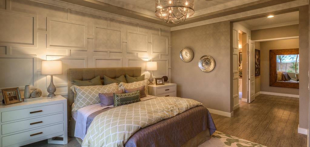 Ashton Woods_Master Bedtoom - Home Of The Week Sahara Plan By Ashton Woods Homes