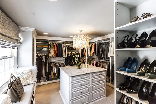 Closets by Design large closet