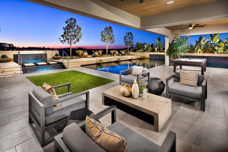 Incredible 5 Great Tips For Outdoor Living Spaces Homluv Download Free Architecture Designs Remcamadebymaigaardcom