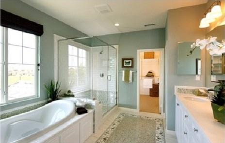 Six Calming And Luxurious Bathrooms Retreats