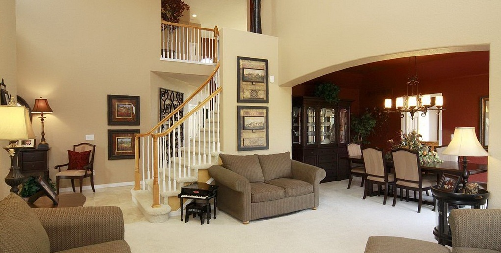 Pictures of model homes